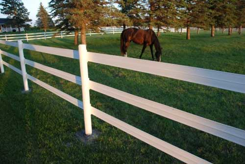 Advantaboard Fence