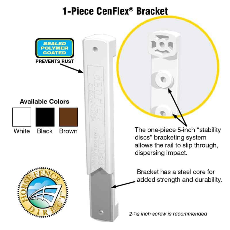 1 Piece Cenflex Bracket