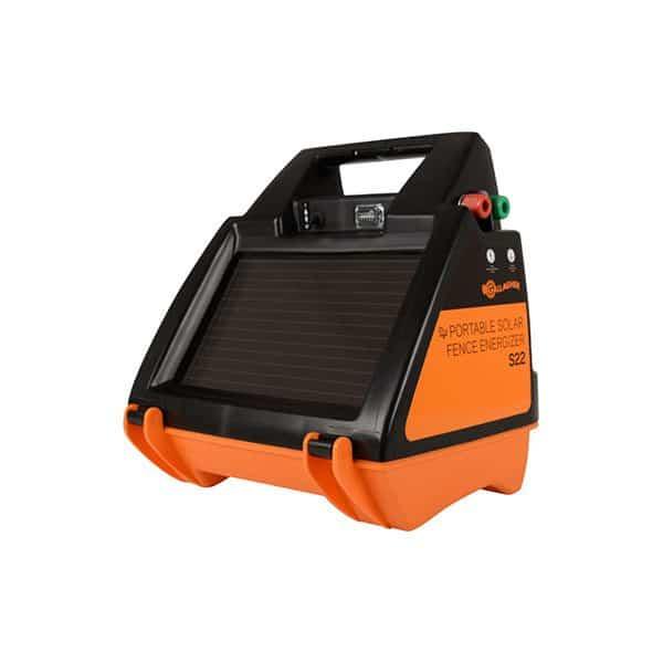 S22 Solar Fence Energizer