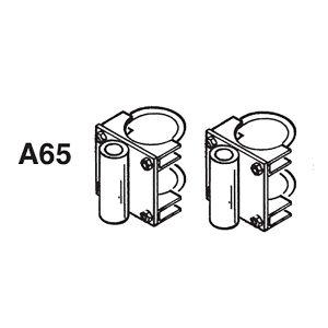 Gate Brackets 3/4″ Fits 2″ Corner Posts To 3/4″ Gate Bolts 1 Pr / Pkg