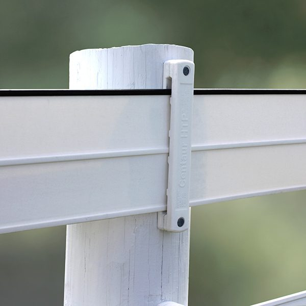 Hot Rail Flexible Fence