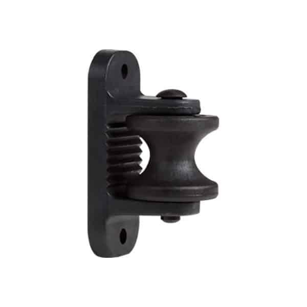 Roller Insulator - Black