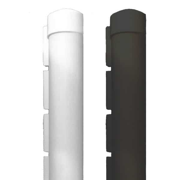 Sure-Fit Sleeve Cover Black and White