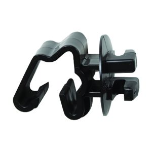 T- Post Insulator 25 Per Bag Black