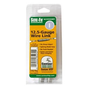Wire Links 12.5 Gauge  3/pk