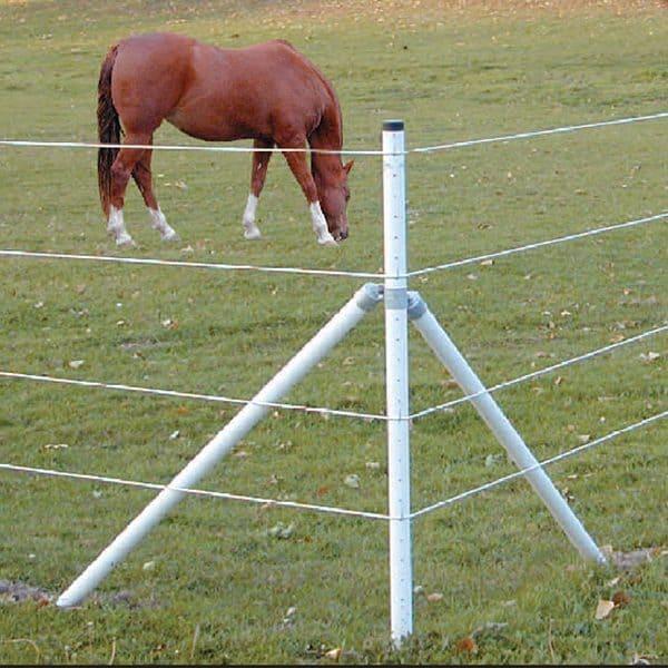 Mule Corner Post System