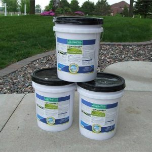 Fence Paint Black 5 Gallon Pail