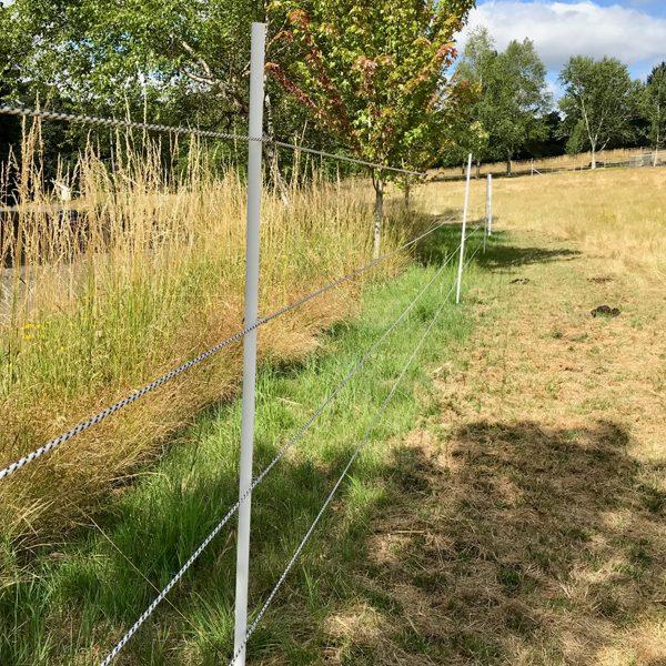 Fiberglass Fence Post