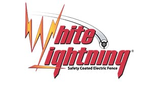 White Lightning Logo Heading