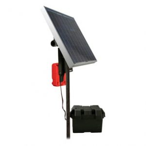 SpeedRite 3000 With 30 Watt Solar Panel For Up To 120 Acres