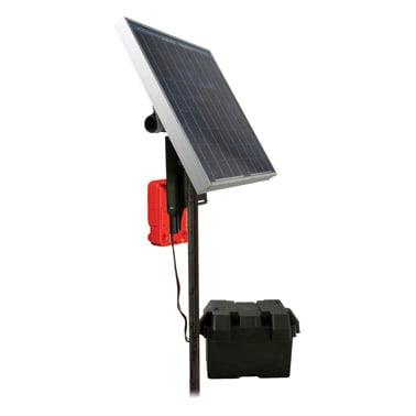 Solar Fence Panel